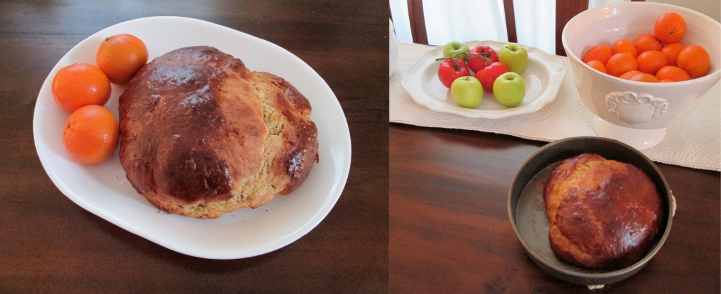 Nonna's Italian Easter Bread, Photography by amormilagre.com