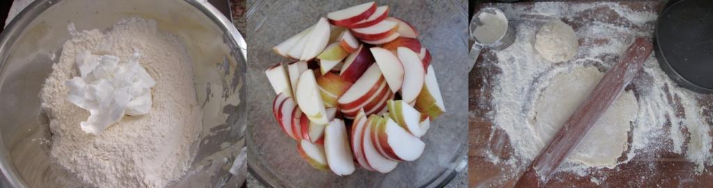 Vanilla Bean Apple Pie, Photography by amormilagre.com
