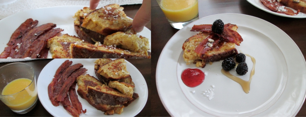French Toast with Nonna's Italian Easter Bread, Photography by amormilagre.com