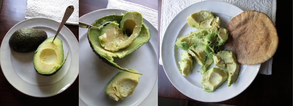 Avocado Lunch, Recipes and Photographs by amormilagre.com