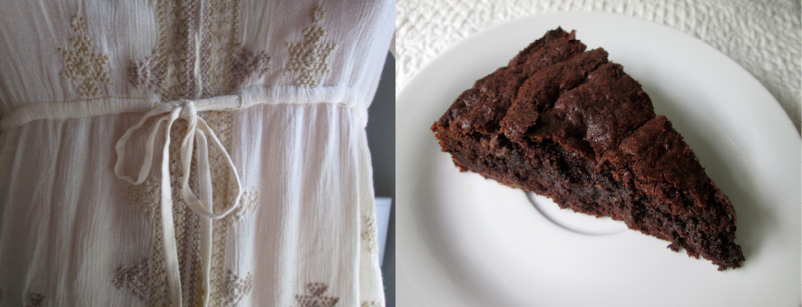 Chocolate Chip Brownies, Photographs by amormilagre.com