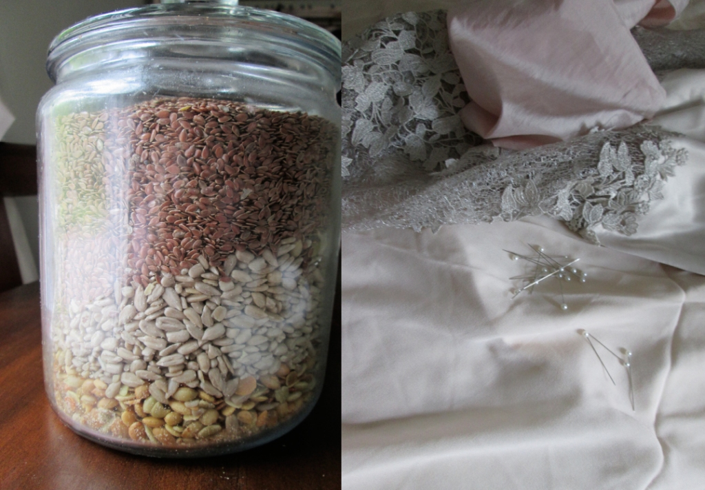 Seeds, Nuts, Honey, Greek Yogurt, Recipes and Photography by amormilagre.com