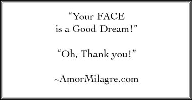 """Quotes by amormilagre.com Organic Recipes, Paleo, Healthy. Artwork, Stationery, Organic Apparel, and Custom Gifts. Our New """"Your Face"""" Quote Series"""