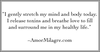 Amor Milagre Health and Wellness Quotes